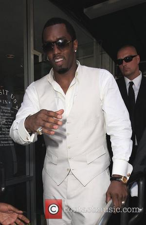 Diddy Slashes Foot At Party