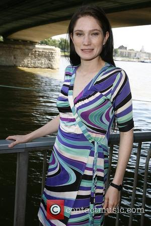 Emily Wood at a photocall for german comedy series 'Sechsepack' Cologne, Germany - 24.08.2007