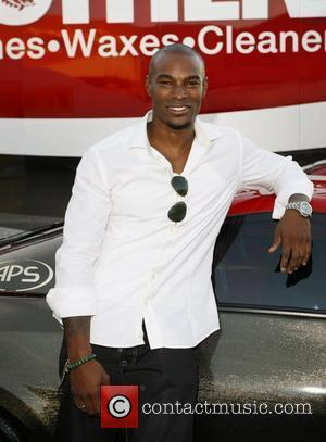 Tyson Beckford and Las Vegas