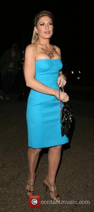 Hofit Golan arriving at the Vivienne Westwood Opus - Launch Party at the Serpentine Gallery. London, England - 12.02.08