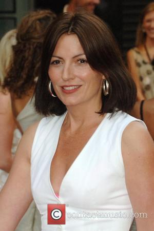 Davina McCall and Sex And The City