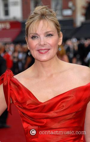 Cattrall: 'I'm Only Doing Sex And The City For The Money'