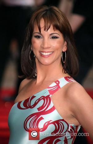 Andrea McLean and Sex And The City