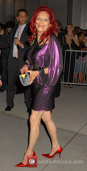 Patricia Field The 'Sex and the City' premiere after party New York, USA - 28.05.08