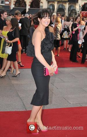 Sheree Murphy UK film premiere of 'Sex And The City' at Odeon Leicester Square - Arrivals London, England - 12.05.08