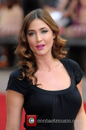 Lisa Snowdon and Sex And The City