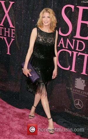 Candace Bushnell US premiere of 'Sex and the City: The Movie' at Radio City Music Hall - Arrivals New York...