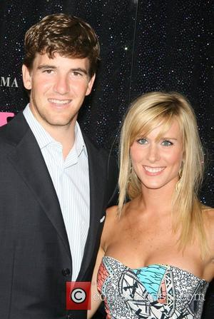 Eli Manning and Abby McGrew US premiere of 'Sex and the City: The Movie' at Radio City Music Hall -...