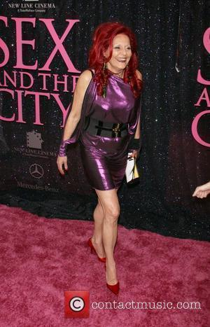 Patricia Field US premiere of 'Sex and the City: The Movie' at Radio City Music Hall - Arrivals New York...