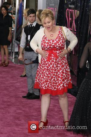 Caroline Rhea US premiere of 'Sex and the City: The Movie' at Radio City Music Hall - Arrivals New York...