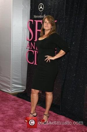 Lorraine Bracco US premiere of 'Sex and the City: The Movie' at Radio City Music Hall - Arrivals New York...