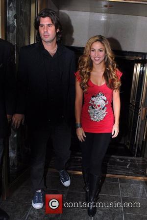 Antonio De La Rua and Shakira