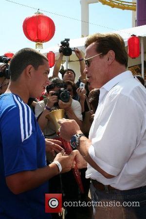 Schwarzenegger: 'Marijuana Isn't A Drug'