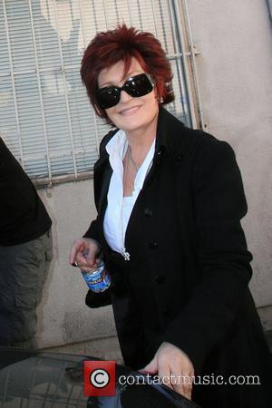 Sharon Osbourne shopping at Intermix on Robertson Boulevard Los Angeles, California - 03.03.08