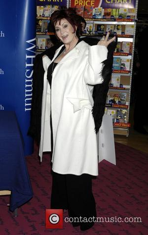 Sharon Osbourne at the book signing for her new autobiography 'My Story - The Next Chapter' at WHSmith in Bluewater...