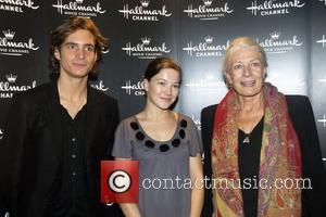 Egbert Jan Weeber, Hannah Herzsprung and Vanessa Redgrave