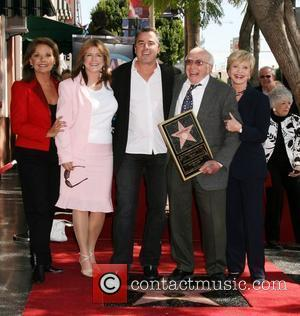 Dawn Wells, Christopher Knight and Florence Henderson