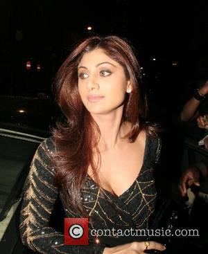 Shilpa Shetty The L'officiel India magazine launch party at Tamarai restaurant in Covent Garden London, England - 13.06.07