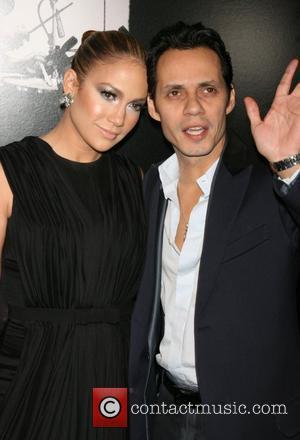 Jennifer Lopez and Marc Anthony