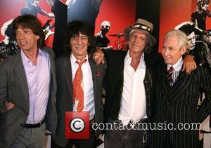 Rolling Stones, Mick Jagger, Martin Scorsese, Keith Richards