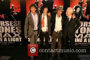 Mick Jagger, Charlie Watts, Keith Richards, Rolling Stones, Ronnie Wood and The Rolling Stones