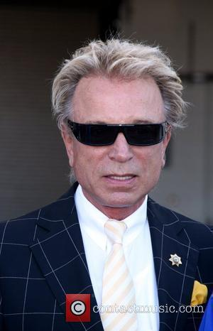 Siegfried Fischbacher, Las Vegas and Police