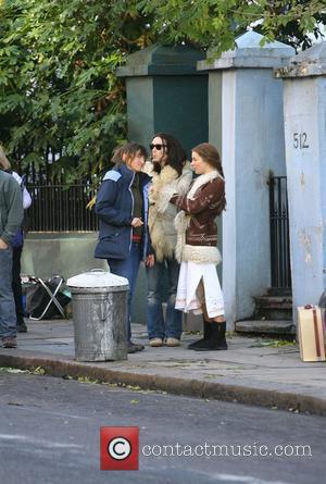 Cillian Murphy and Sienna Miller