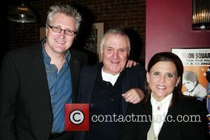 Eric Schaeffer, John Kander and Ann Reinking