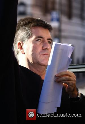 Hackney Empire, Simon Cowell