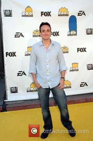 Hank Azaria The Simpsons 400th episode party - arrivals held at the Fox lot Los Angeles, California - 08.05.07