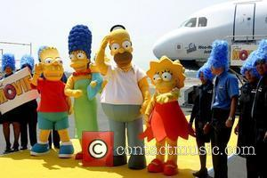 Springfield Hosts Simpsons Premiere