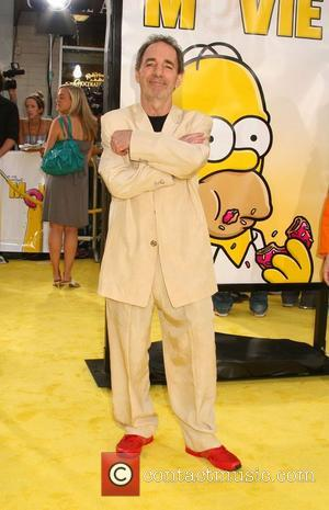 Harry Shearer 'The Simpsons Movie' World Premiere - Arrivals held The Mann Village Theater Westwood, California - 24.07.07