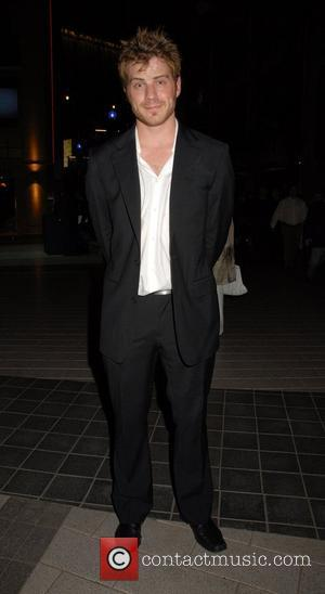 Robert Kazinsky,  The Simpsons Movie' UK premiere - After Party London, England - 25.07.07