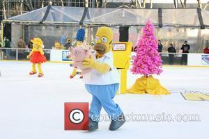 The Simpsons, Bryant Park, Homer Simpson