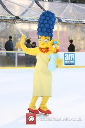 Marge Simpson and The Simpsons