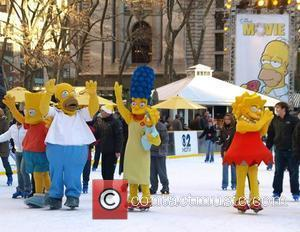 Bart Simpson, Homer Simpson, Lisa Simpson, Maggie Simpson, Marge Simpson and The Simpsons