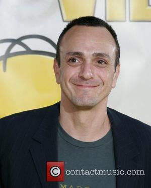 Hank Azaria 'The Simpsons Movie' premiere  at the Mann Village Theater - Arrivals Westwood, California - 24.07.07