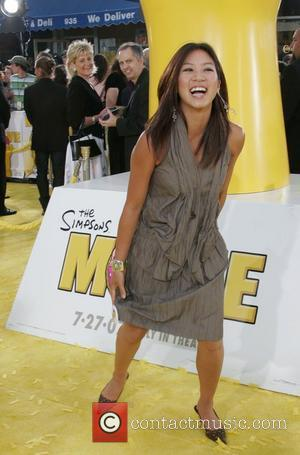Michelle Kwan 'The Simpsons Movie' premiere  at the Mann Village Theater - Arrivals Westwood, California - 24.07.07