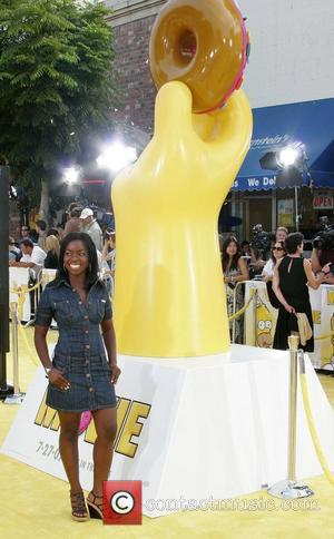 Camille Winbush 'The Simpsons Movie' premiere  at the Mann Village Theater - Arrivals Westwood, California - 24.07.07