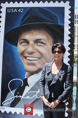 Tina Sinatra and Frank Sinatra