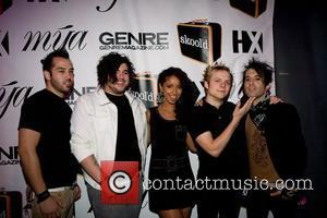 Mya and Hero At A Thousand Paces Skool'd event at Sol co-sponsored by Universal Records, HX and Genre Magazines to...