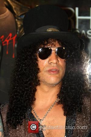 Slash, Hard Rock Hotel And Casino