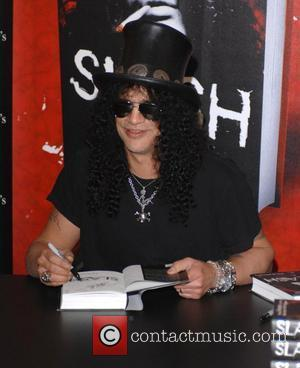 Slash + Cooper Land Musicares Honours