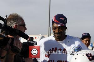 Snoop Dogg Snoop Bowl VI at Hamilton High School Chandler, Arizona 02.02.08