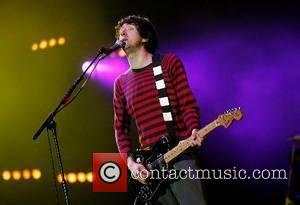 Snow Patrol perform live at the Isle of Wight Festival 2007. England - 08.06.07