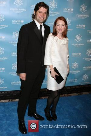 Bart Freundlich and Julianne Moore