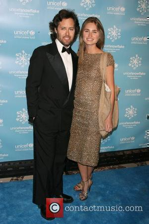 David Lauren, Lauren Bush The 2007 UNICEF Snowflake Ball at Cipriani 42nd Street - Arrivals New York City, USA -...