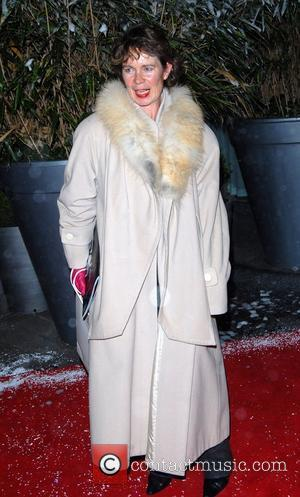 Celia Imrie  English National Ballet - Night Of The Snow Queen - VIP night  London, England - 12.12.07
