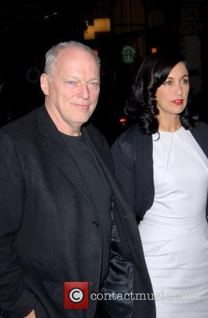 David Gilmour  English National Ballet - Night Of The Snow Queen - VIP night  London, England - 12.12.07