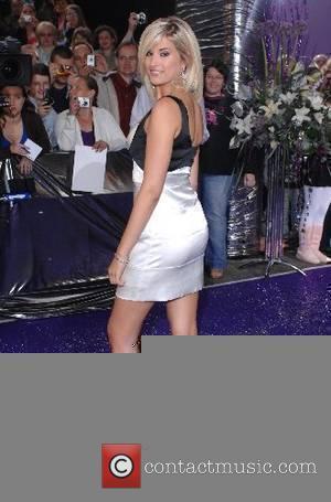 Sarah Jane Dunn British Soap Awards - Arrivals England - 26.05.07